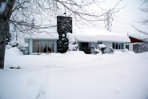 Home in winter ! | by pfala