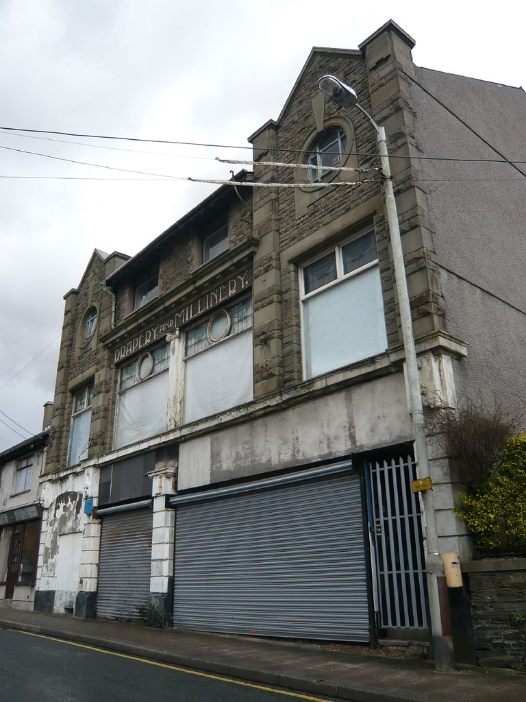 Drapery & Millinery Store, Ogmore Vale | Richard E  Huws