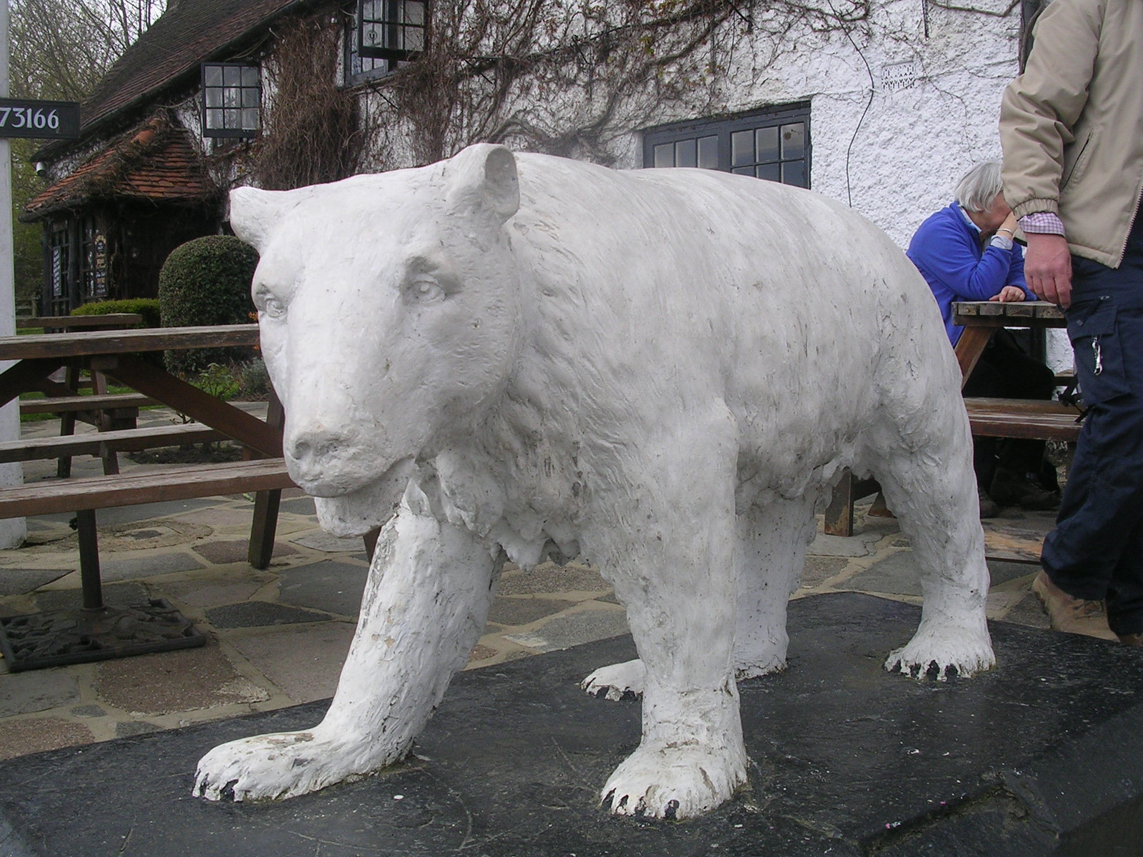 White Bear Upper Warlingham to Hayes