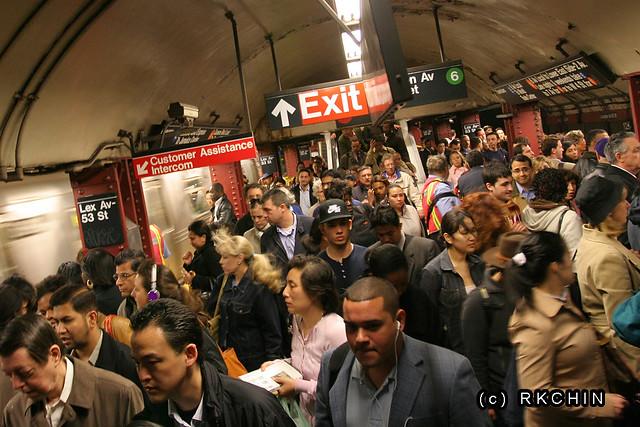 nyc subway dating