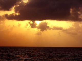 Caribbean Sunset | by Rennett Stowe
