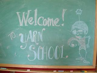 Welcome to Yarn School!