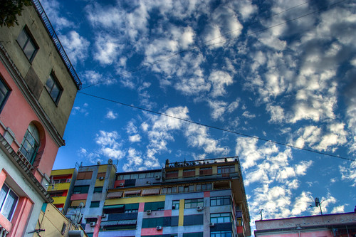The Colours of Tirana, Albania | by lassi.kurkijarvi