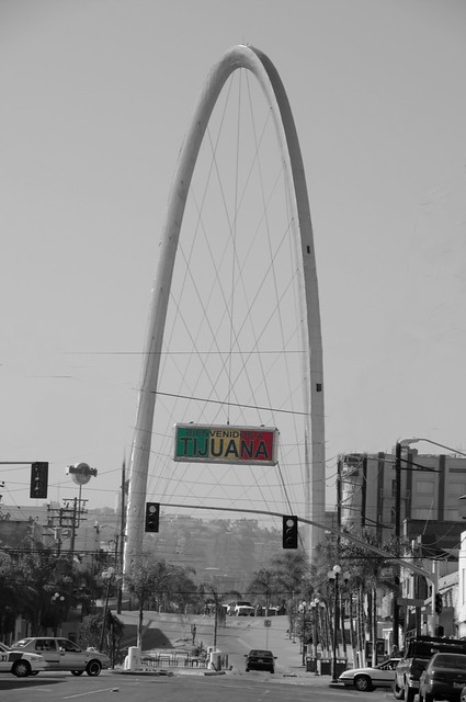 arco de tijuana