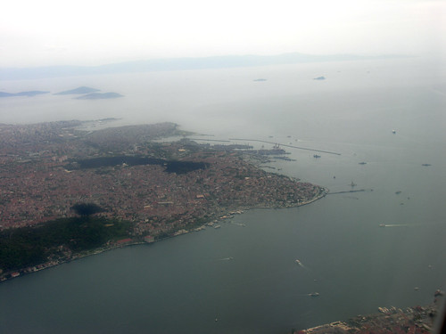 Istanbul from the sky | by CyberMacs