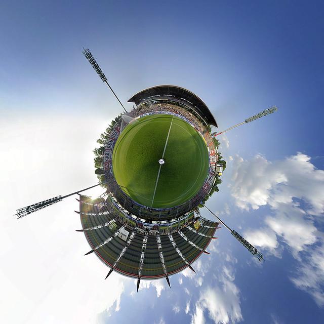 Premiere League Soccer-Arena KSC Karlsruhe