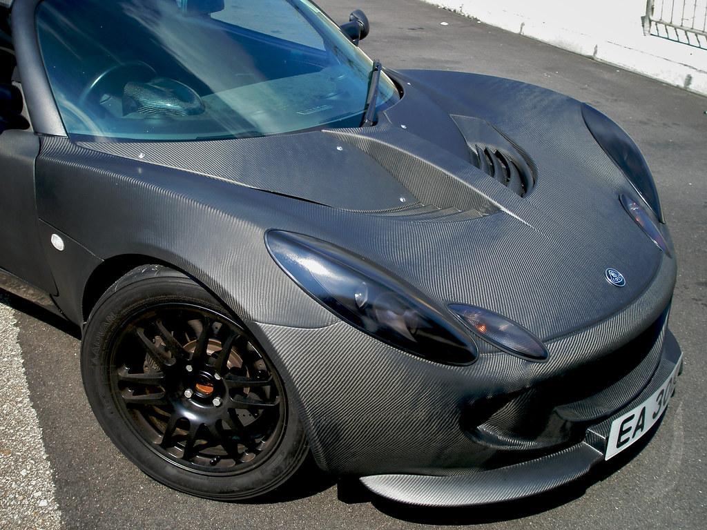 Carbon Fibre Lotus Elise