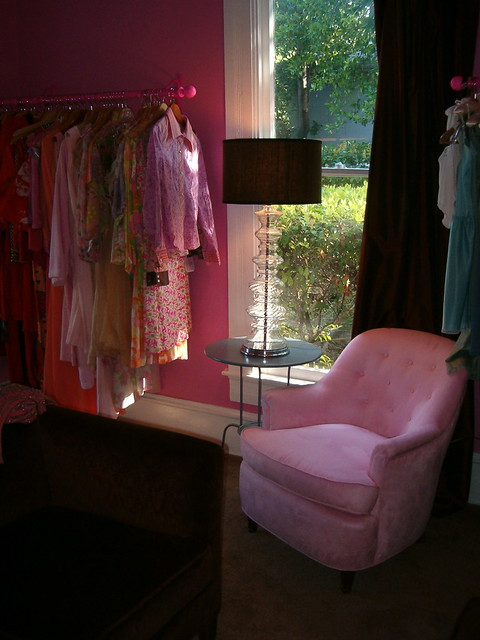 More of the pink room at the store