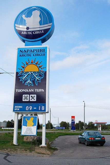 Napapiiri Suomi