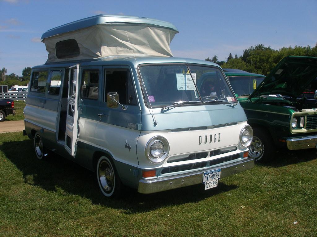 Dodge A100 Camper Conversion | Moparfest 2007 | William | Flickr