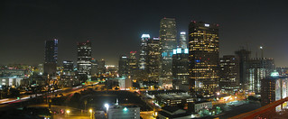 Downtown LA Panorama | by redteam