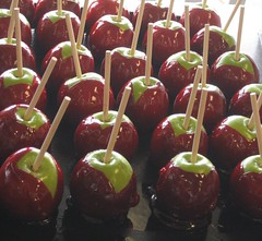 Candy apples | by creativedc