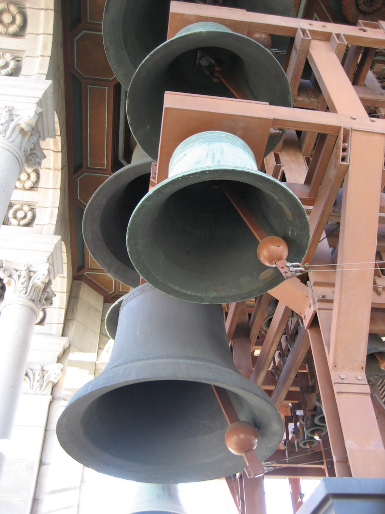 carillon bells on uc berkeley campus. | monica corona | Flickr