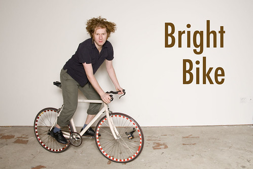 Bright Bike in Action | by mandiberg