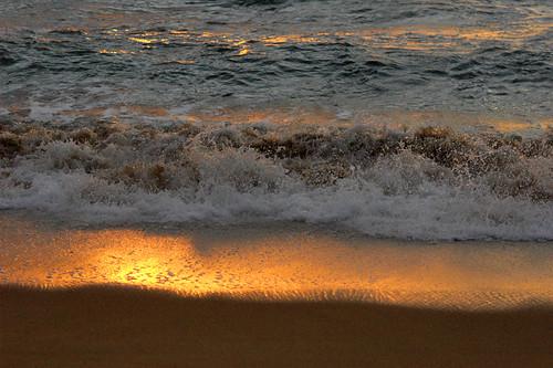 ocean california ca sunset beach marina monterey surf tide pacificocean marinastatebeach december72008