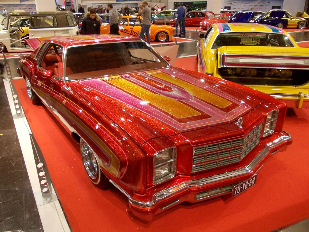 Chevrolet Monte Carlo Lowrider 1977 Essen Motor Show 2014 Flickr