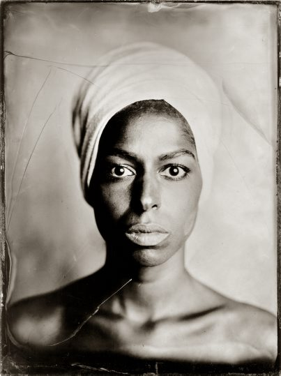 Collodio Wet Plate Ambrotype 2014 by Daniel Samanns