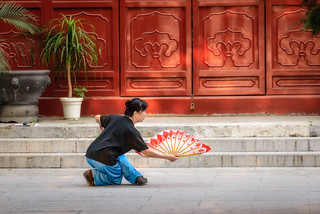 Beijing Morning Routine by AdeRussell