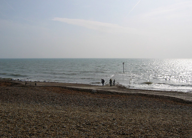 The coast at Ferring