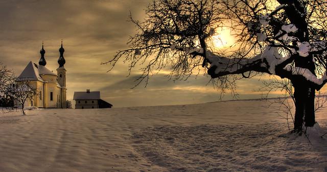 Silent Night...Maria Buehl, Austria. Merry Christmas everybody.