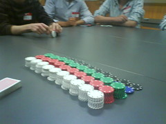 Poker session at Barcamp | by bpedro