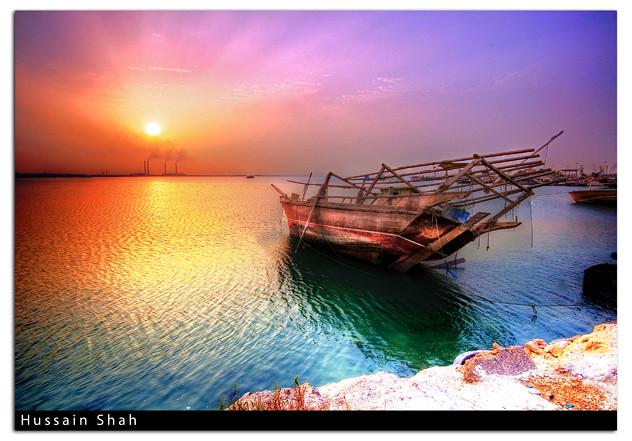 Vivid Sunset [HDR]
