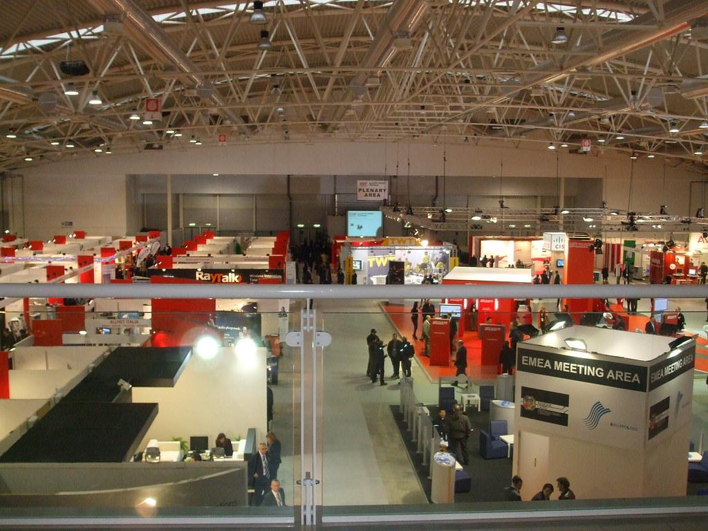 BBF 2008 EXPOCOMM FIERA DI ROMA