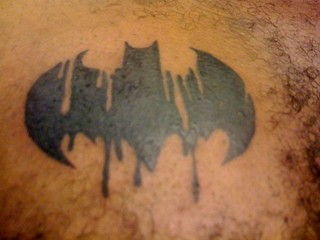 Tattoo #5: Batman R.I.P. | by Melanism.com