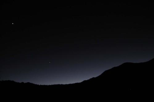 San Jacinto Mountain Night | by kleepet