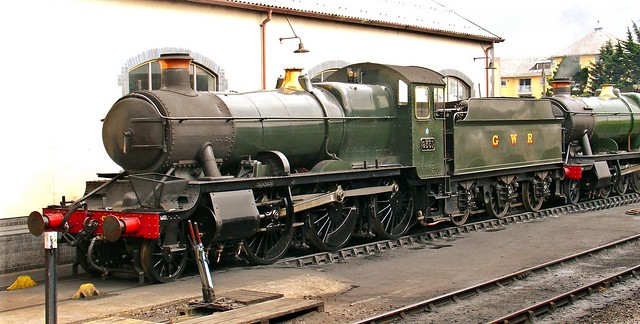 RD1201.  WSR 2-6-0 9351 at Minehead.