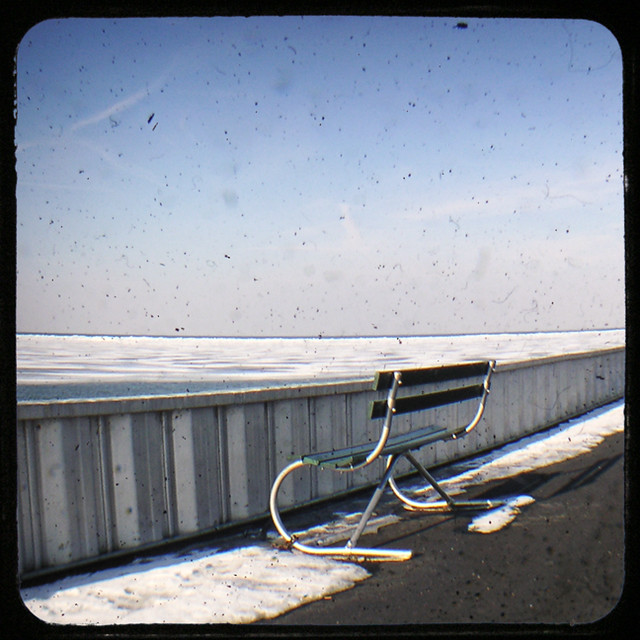 City Park Bench TtV