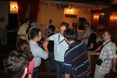 eLiberatica 2008 Freedom & Networking Party | by Lucian Savluc