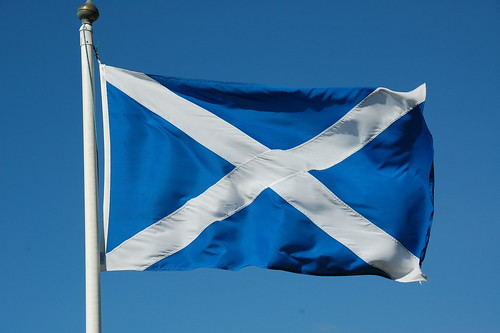 Flag of Scotland | by James.Stringer
