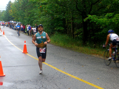 IM Muskoka 70.3 run | by dfeather