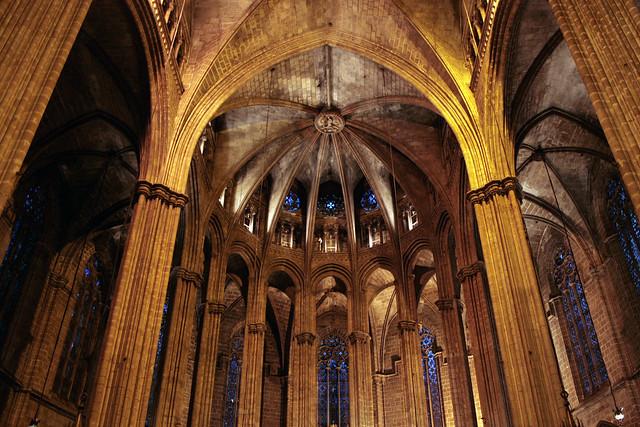 Cathedral de Santa Creu i Santa Eulália
