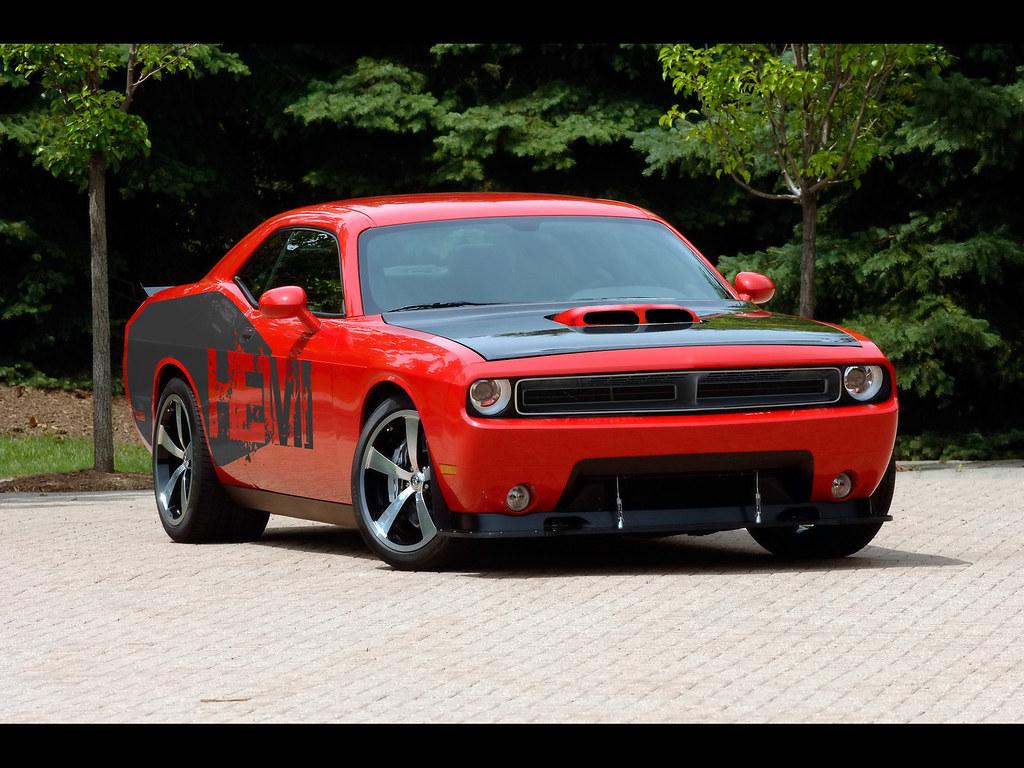 Dodge 'Cuda | The American car company, Plymouth, was respon… | Flickr