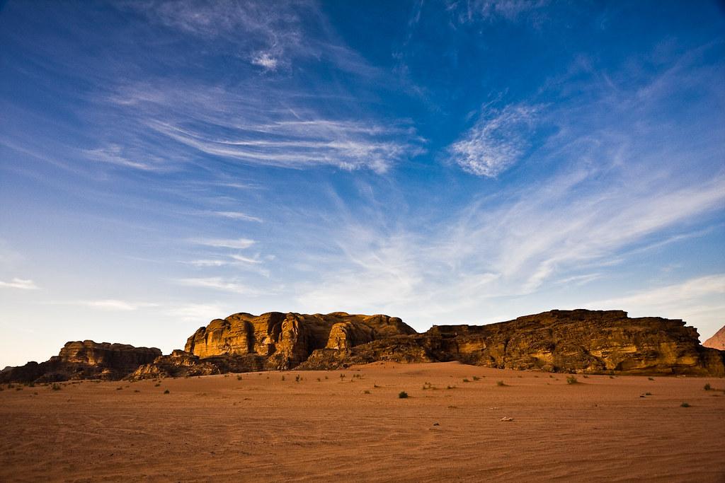 Wadi Rum II by mouzhik