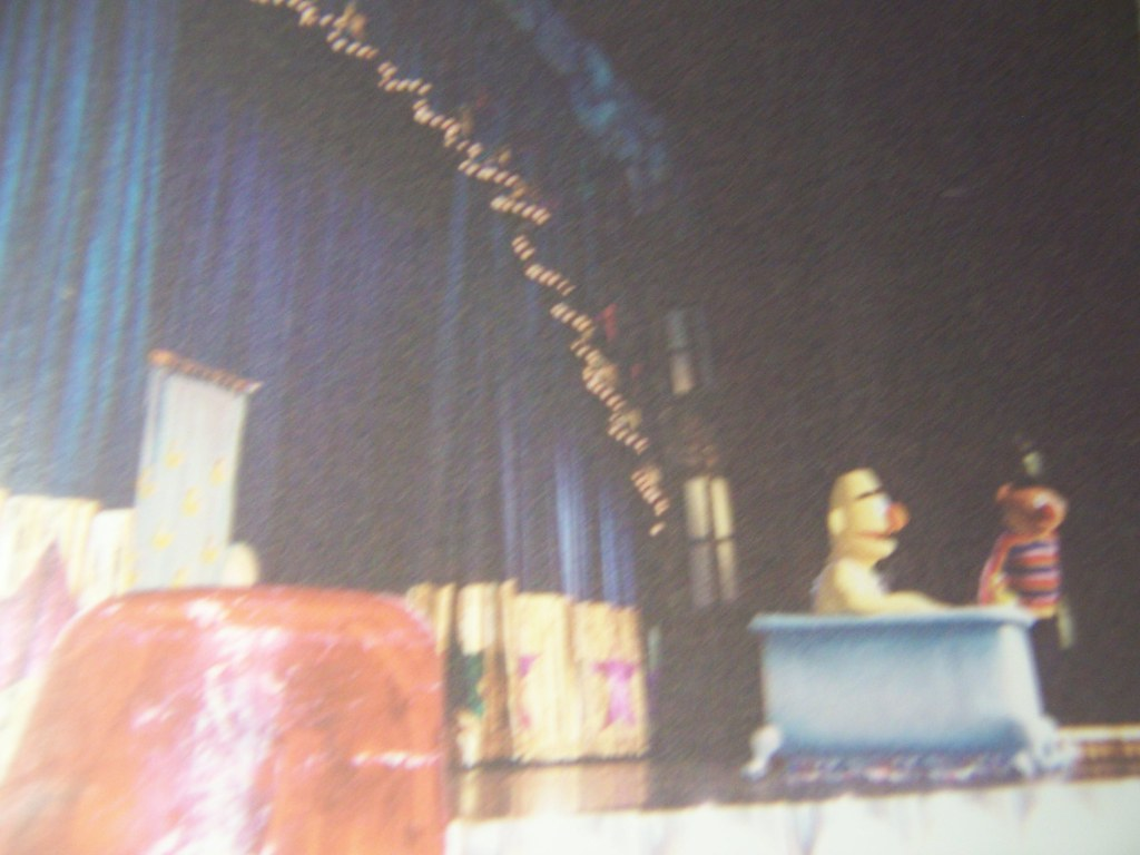 Sesame Street Live 2001 Big Bird S Sunny Day Campout Was T