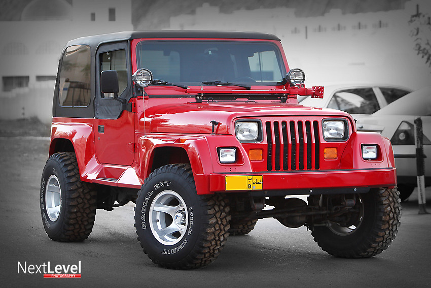 Jeep Wrangler Renegade >> Jeep Wrangler Renegade Yj Flickr Photo Sharing