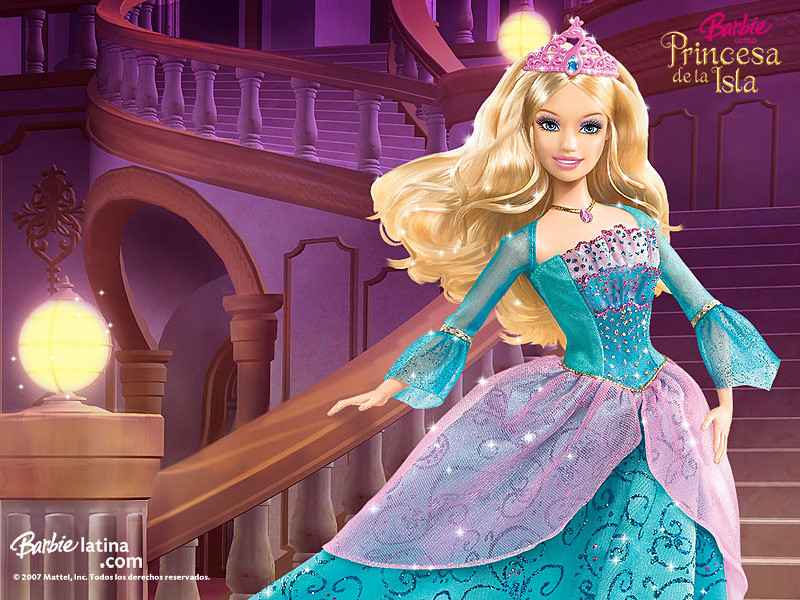 Barbie As The Island Princess Wallpaper Well Here I Leave