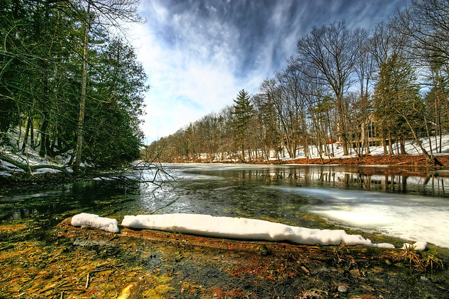 Snowy River HDR *
