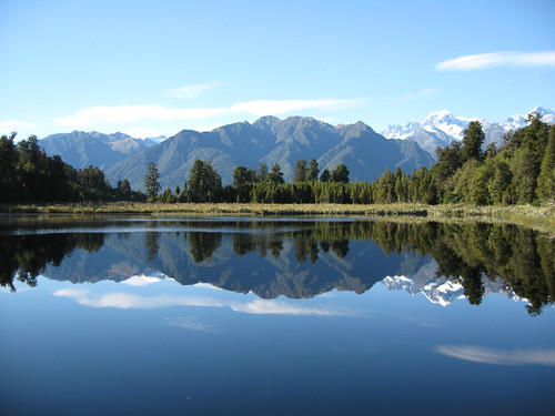 Mirror Lake, New Zealand | by p-a-t-r-i-c-k