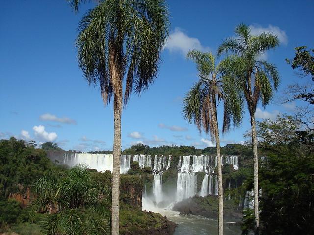 Iguazu on Argentinian side