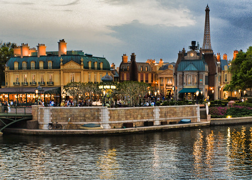 EPCOT France by hz536n/George Thomas