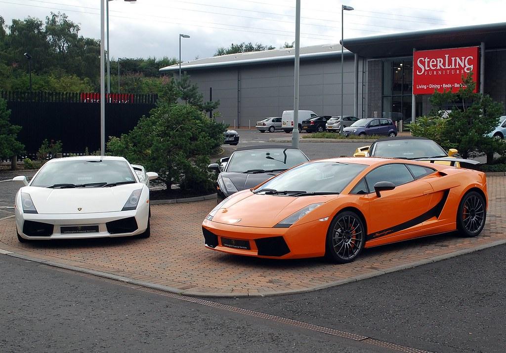 Lamborghini Gallardo 2x Gallardo Spyder Gallardo Superl Flickr