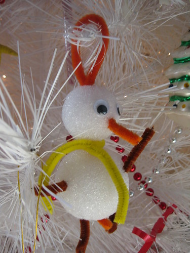 snowman 3   by colorkitten