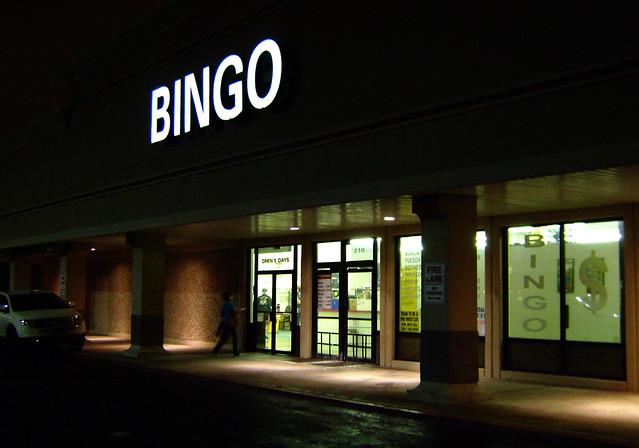 Bingo, Humble, Texas 1226082020