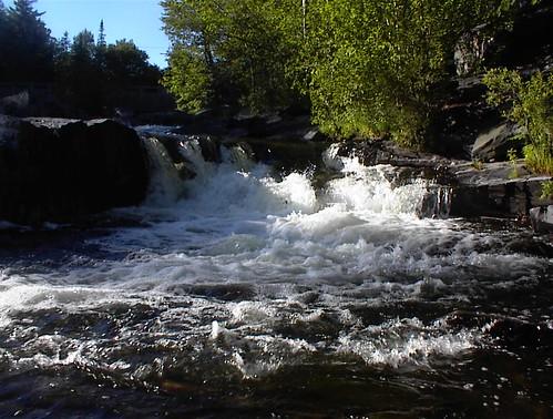 swimming waterfall kayak maine tubing onawa piscataquis 100milewilderness bigwilson