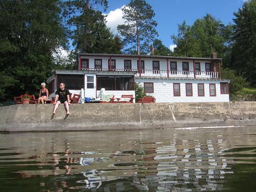 water houseboat grandrapids mn pokegamalake