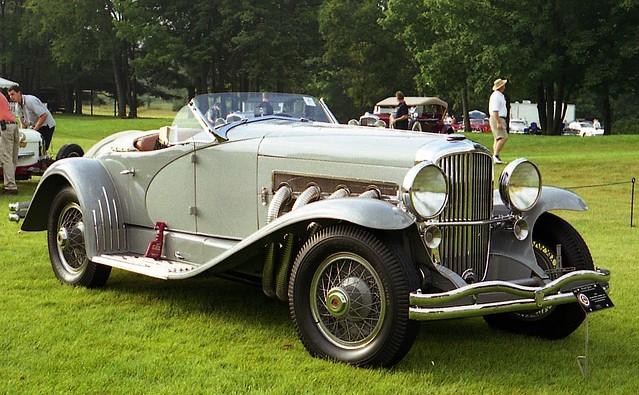 1935 Duesenberg SSJ speedster